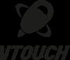 브이터치 로고
