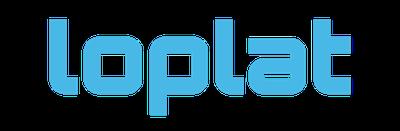 로플랫 로고