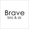 용감한남매 logo