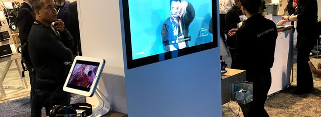 CES - AR&VR + Device, Etc.