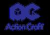 액션크래프트 logo