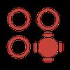 밀랑 logo