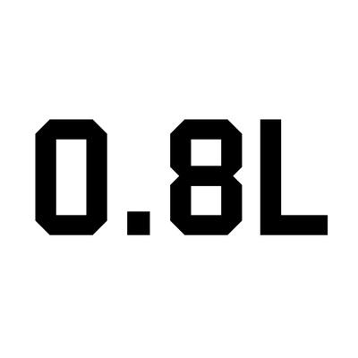 공팔리터 로고