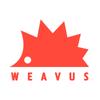 위버스 (WEAVUS) logo
