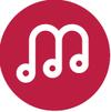 뮤지코인 logo