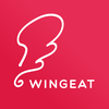 Wing Eat (윙잇)(Wing Eat) logo