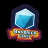 매버릭 게임즈 logo