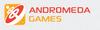 안드로메다게임즈 logo