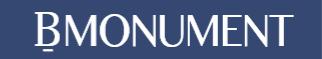비모뉴먼트 로고