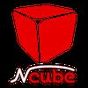 엔큐브 logo