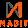 매드잇 logo
