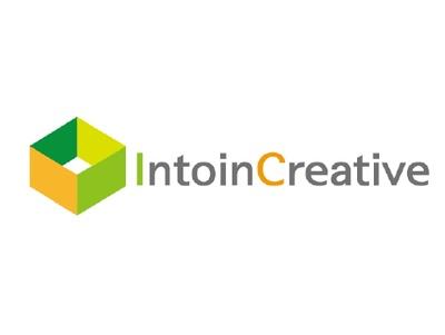 인투인크리에이티브(주) 로고