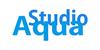아쿠아스튜디오 logo