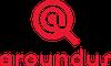 어라운드어스 logo