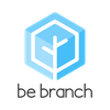 비브랜치 logo
