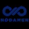 노다멘 logo