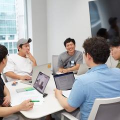 알투브이 채용 - 좋은 기업을 원티드 #8 무한지원 속 빠르게 성장할 수 있는 회사 '알투브이(R2V, 이그드라시)'