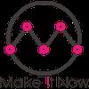메이크잇나우 logo