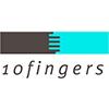 텐핑거스(10fingers) logo