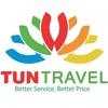 TUN Travel logo