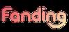 Fanding logo