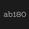 에이비일팔공(ab180) logo