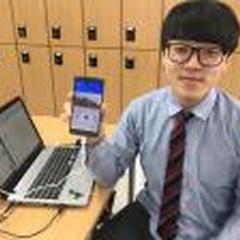대덕소프트웨어마이스터고 학생들 소프트웨어 개발 '화제'