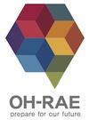 오래(OH-RAE) logo