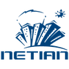 (주)네티안 logo