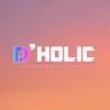 (주)디홀릭 logo
