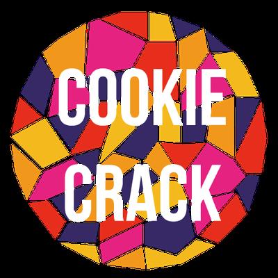 쿠키크랙 로고