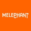 멜리펀트(Melephant) logo