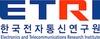 한국전자통신연구원 logo