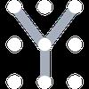 요비네트워크 로고