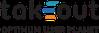 테이크아웃 logo