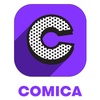 코미카 엔터테인먼트 logo