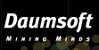 다음소프트 logo