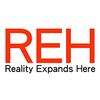 REH Inc. logo
