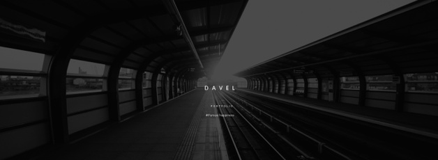 Welcome to Davel's world!