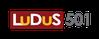 루더스501 로고