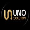 우노솔루션 logo