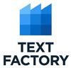 텍스트팩토리 logo