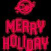 메리홀리데이 logo