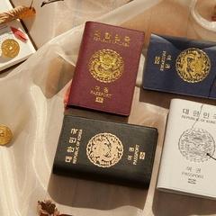 한국의 새로운 여권 (케이스) Korean passport (case) — Dynokorea
