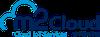 엠투클라우드 logo