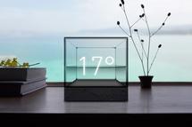 물 움직임으로 날씨 알려준다? image