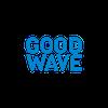 굿웨이브 logo