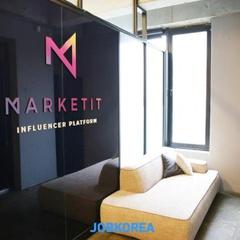 [fn·잡코리아 공동기획 2018 청년희망 슈퍼기업] 마켓잇, 인플루언서 마케팅 '끝판왕'