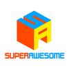 슈퍼어썸 logo