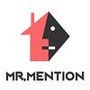 미스터멘션 logo